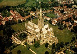 Catedral de Salisbury