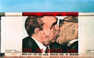 East Side Gallery. Berlin