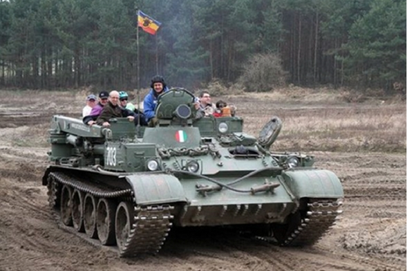 Tanque T55