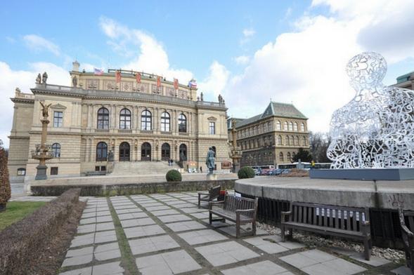 Auditorio de Rudolfinum