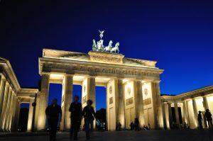 Berlin. Puerta de Brandenburgo