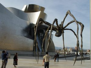 Museo Guggenheim en Bilbao – Rutas Gastronómicas