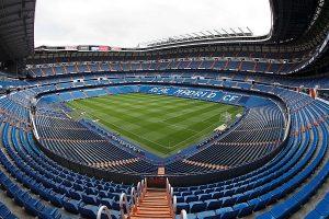 Estadio Santiago Berbabeu