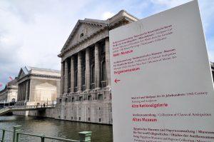 Berlin. Isla de los Museos