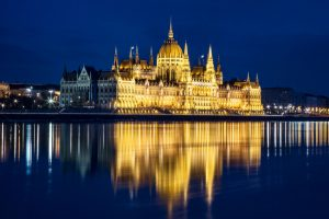 Parlament of Budapest