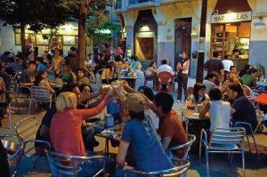 Barrio de Malasaña en Madrid. Fuente: Condé Nast traveller