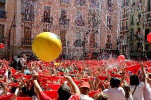San Fermín. Navarra. España