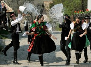 Easter Celebrations in Hungary