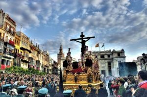 Easter Celebrations in Spain