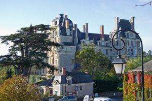Castillo Brissac- Francia