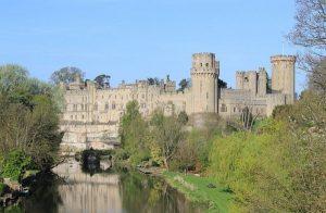 Warwick Castle- UK