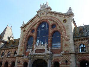 Budapest. El Mercado Central