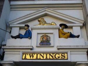 The Twinings Tea Museum