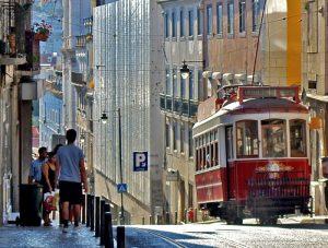 Lisboa y sus tranvias